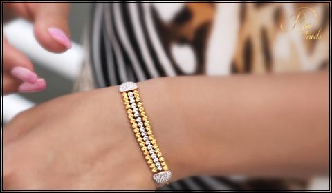 22k gold bolo bracelets