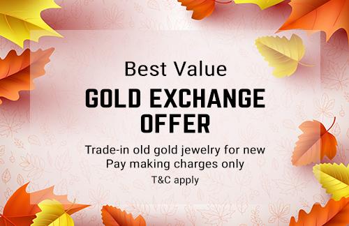 best gold exchange offer at Raj Jewels