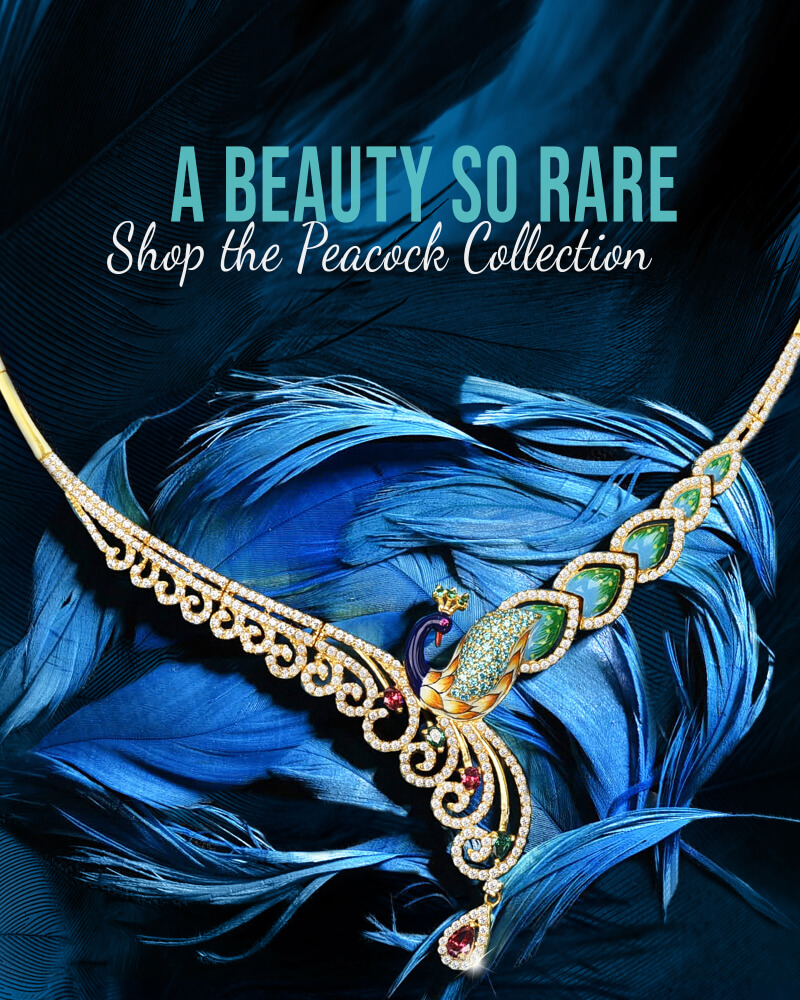 Shop online: 22K Gold & Diamond Jewelry | Raj Jewels