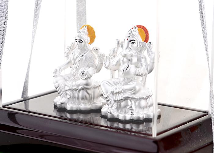 silver god idols