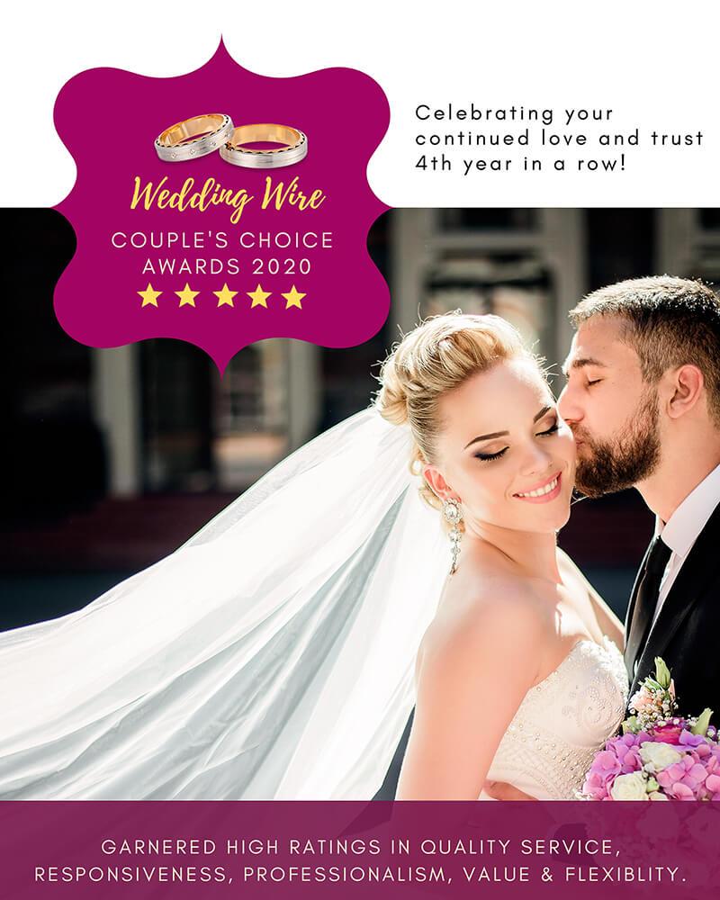wedding wire couple choice award slider 2020