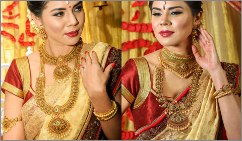 south indian bridal jewelry