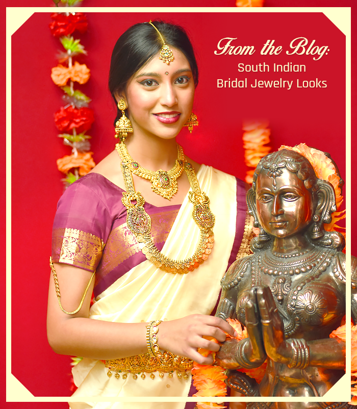 Indian bridal gold diamond jewelry blog