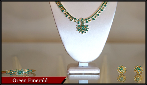 emerald gemstones jewelry