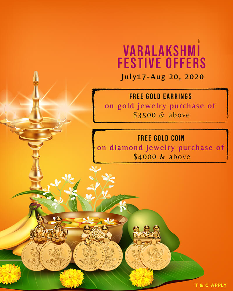varalakshmi offers