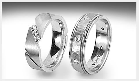 diamond wedding bands for men