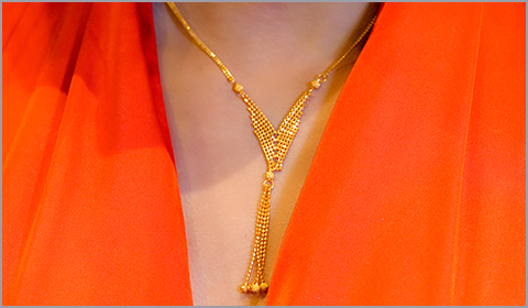 tassel necklace for women