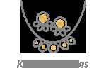 Kasu necklaces