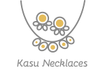 Kasu necklaces